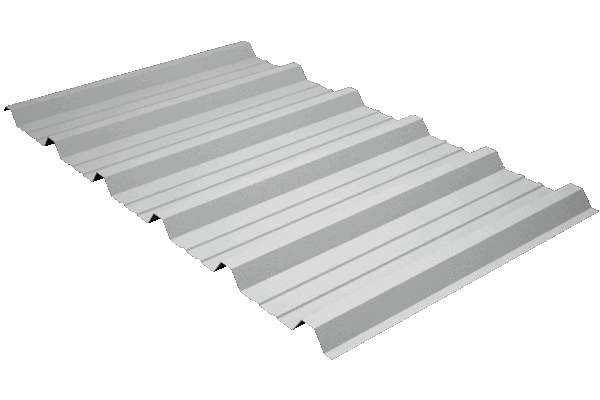 Chapa GP-44/245 Trapezoidal para cubierta